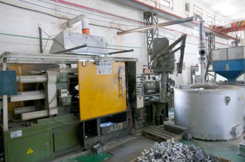 压铸机设备